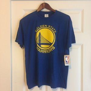 NWT NBA Golden State Warriors Tshirt
